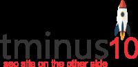 tminus10 logo